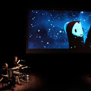 """GOUTER CONCERT - TRIO NOUK'S """"LE BLEU DES ARBRES"""" @ Théâtre Municipal - Viviers"""