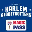 Match MAGIC PASS - HARLEM GLOBETROTTERS à ANTIBES @ Azurarena Antibes - Billets & Places