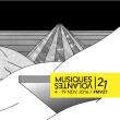 Concert SUUNS + ELECTRIC ELECTRIC // MUSIQUES VOLANTES #21 à Nancy @ L'AUTRE CANAL - Billets & Places
