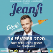 Spectacle JEANFI DECOLLE à Arue  @ Salle Endeavour – Tahiti Pearl Beach Resort  - Billets & Places