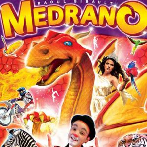 Medrano - La légende du Dragon à PARAY LE MONIAL @ Prés des Angles - PARAY LE MONIAL