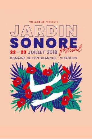Billets FESTIVAL JARDIN SONORE - DOMAINE DE FONTBLANCHE
