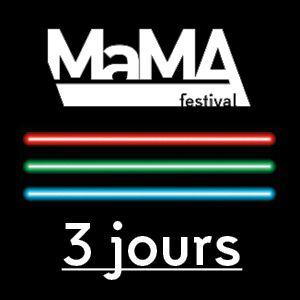 Mama Festival - Pass 3 Jours