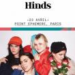 Concert Hinds à Paris @ Point Ephémère - Billets & Places