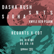 Concert Regarts x CDT : SNTS + DASHA RUSH + SIGHA Live ...
