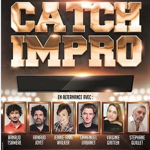 CATCH IMPRO @ Théâtre Le Grand Point Virgule - PARIS