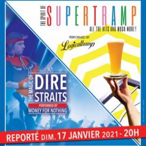 Rock Legends : Hommage A Supertramp & Dire Straits