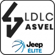 Match SIG STRASBOURG /  LDLC ASVEL @ LE RHENUS - Billets & Places