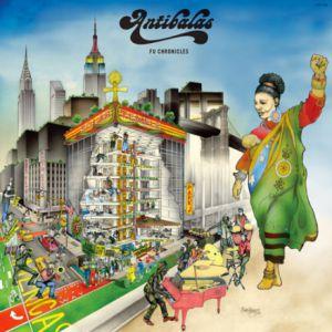 Antibalas + Bad Fat Feat. Napoleon Maddox & Mattic