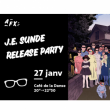Concert J.E. SUNDE à Paris @ Café de la Danse - Billets & Places