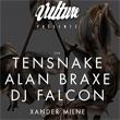 Soirée VULTURE : TENSNAKE (Live) + ALAN BRAXE + DJ FALCON + XANDER MILNE à Paris @ 142  - Billets & Places