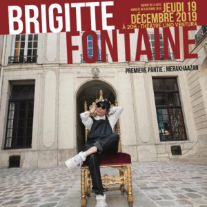 Brigitte Fontaine + Merakhaazan