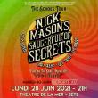 Concert NICK MASON'S SAUCERFUL OF SECRETS