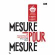 Théâtre MESURE POUR MESURE