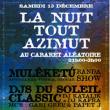 Concert LA NUIT TOUT AZIMUT à Marseille @ Cabaret Aléatoire - Billets & Places