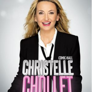 CHRISTELLE CHOLLET @ Théâtre Sébastopol - LILLE