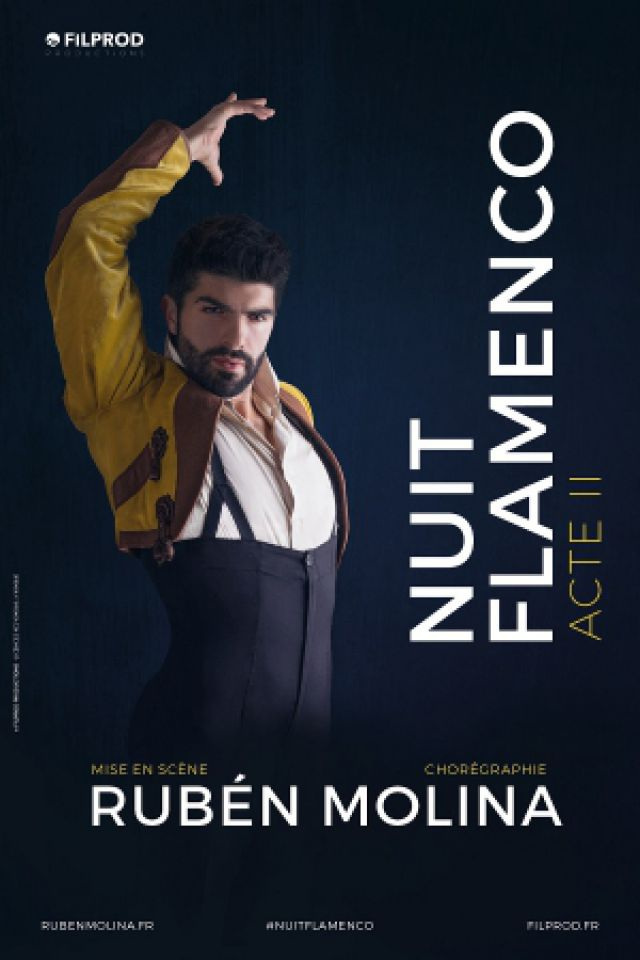 NUIT FLAMENCO ACTE II @ Café de la Danse - Paris