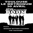 Concert THE SONICS + BADASS MOTHER FUZZERS + THE VACUUMS à TOULOUSE @ LE METRONUM - Billets & Places