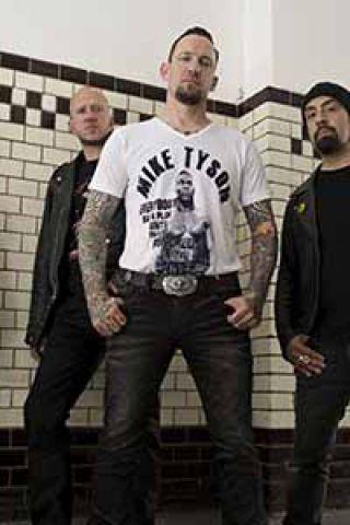 Concert Volbeat à GRENOBLE @ La Belle Electrique - Billets & Places