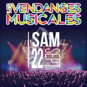 LES VENDANGES MUSICALES - BB BRUNES @ Festival Les Vendanges Musicales - CHARNAY