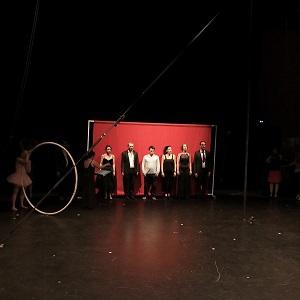 KAFKA DANS LES VILLES / FESTIVAL SPRING @ Théâtre Charles Dullin - LE GRAND QUEVILLY