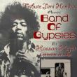 Concert BAND OF GYPSIES « Tribute Jimi Hendrix » avec Hassan Hajdi  à Terville @ LE112 - Billets & Places