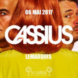 Soirée CASSIUS DANS LES BOIS à PARIS @ LA CLAIRIÈRE - Billets & Places