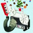 Spectacle POPOPOLSKA par Chapi Chapo et les petites musiques de pluie à Feyzin @ L'EPICERIE MODERNE - Billets & Places