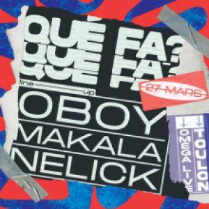 Oboy + Makala + Nelick