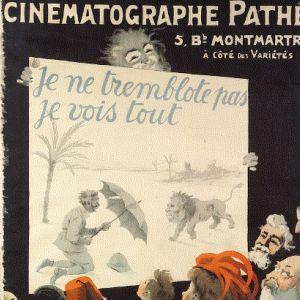 """Ciné-conférence """"Et si on allait au cinéma"""" (1h30) @ Fondation Jérôme Seydoux-Pathé - PARIS"""