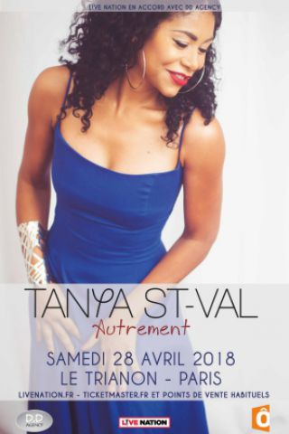 Billets TANYA ST-VAL - Le Trianon