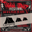 Festival CAMPING - PASS 2 J - ON N'A PLUS 20 ANS V