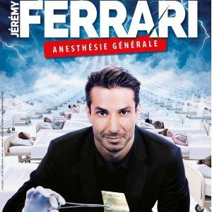 Jeremy Ferrari - Anesthesie Generale
