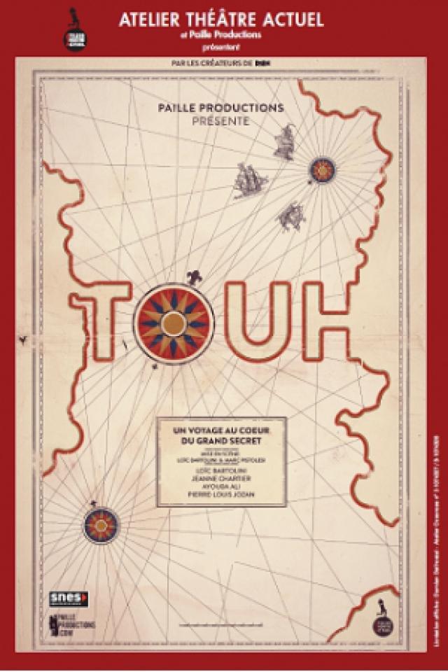 TOUH @ La Chaudronnerie - Salle Michel Simon - LA CIOTAT
