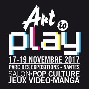 ART TO PLAY - BILLET JOUR  @ Parc des Expositions de la Beaujoire - Nantes - NANTES