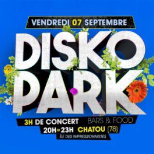 Disko Park @ Île des impressionnistes - CHATOU