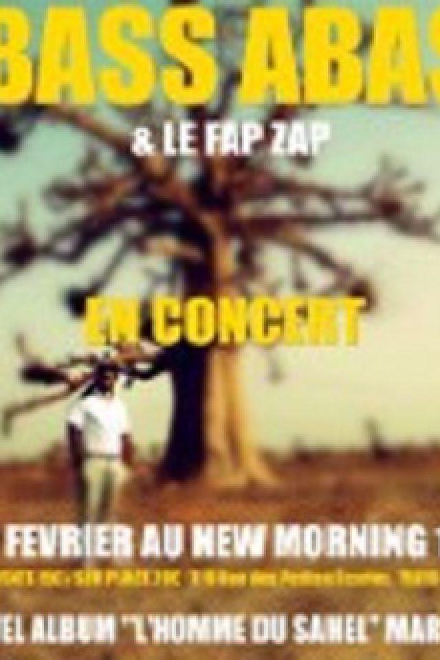 Concert ABASS ABASS & LE FAP ZAP à Paris @ New Morning - Billets & Places