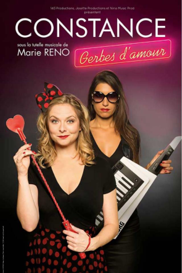 CONSTANCE et MARIE RENO @ THEATRE DES FEUILLANTS - Dijon
