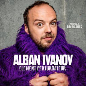 ALBAN IVANOV @ Auditorium Mégacité - AMIENS