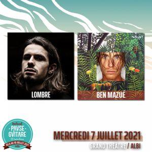Ben Mazue + Lombre
