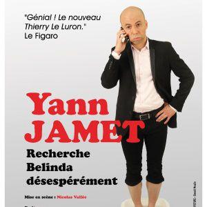Yann Jamet Recherche Belinda Desesperement