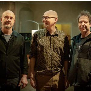 """Gary Brunton / Bojan Z  / Simon Goubert """"Night Bus"""""""