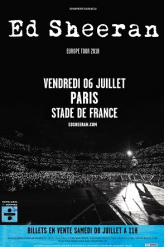 Billets ED SHEERAN - Stade de France