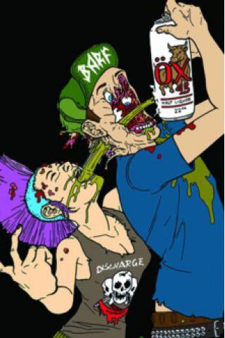 Billets Municipal Waste + Monster Squad + Demerit + Dead 77 + Guest - Gibus Live