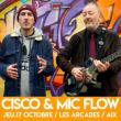 Concert CISCO HERZHAFT & MICFLOW - Beat Boxing the Blues à AIX EN PROVENCE @ Les Arcades - Billets & Places