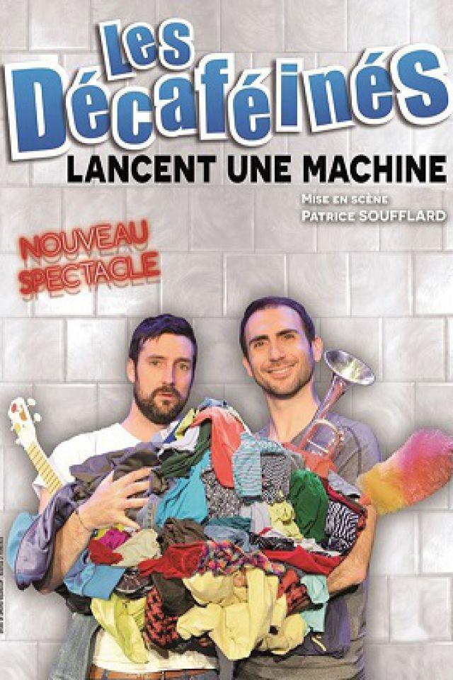 LES DECAFEINES @ L'Entrepôt - MULHOUSE