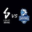 Match LDLC ASVEL / ANDORRE MORABANC - GAME 3 à Villeurbanne @ Astroballe - Billets & Places