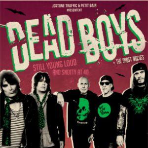 Dead Boys + The Ghost Wolves