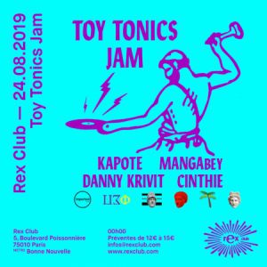 Toy Tonics Jam