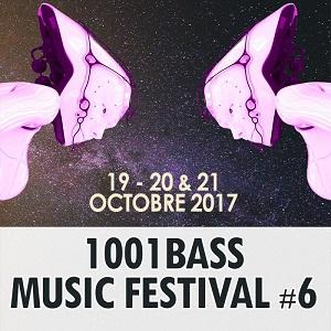 Billets 1001 BASS MUSIC FESTIVAL 6 - Pass Techno & Trance - Le Fil